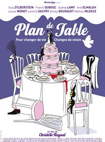 Plan de table streaming