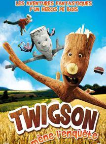 Film Twigson mène lenquête Streaming Complet - Junior, un petit garçon, trouve un jour une branche de bois en se promenant, et la garde...
