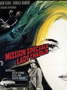 Mission spéciale Lady Chaplin streaming