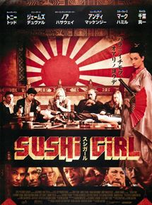 Bande-annonce Sushi Girl