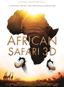 Bande-annonce African Safari 3D