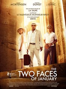 Bande-annonce The Two Faces of January