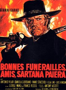 Bonnes funérailles, amis, Sartana paiera