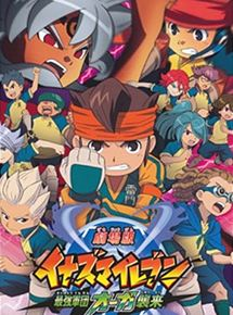 Inazuma Eleven, le film streaming