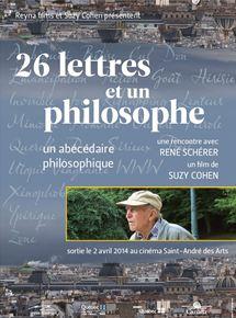 26 lettres et un philosophe