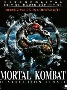 Mortal Kombat, destruction finale streaming