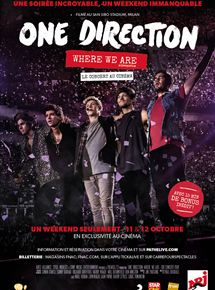 One Direction: Where We Are – The Concert Film streaming