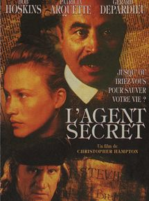 L'Agent secret streaming
