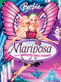 Barbie : Mariposa et ses Amies les Fées Papillons