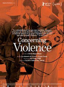 Concerning Violence streaming