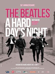A Hard Day's night (Quatre garçons dans le vent) streaming