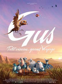 Gus petit oiseau, grand voyage streaming