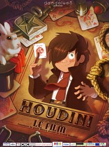 Houdini (2014) affiche