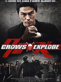 Crows Explode streaming