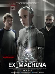 Ex Machina streaming gratuit