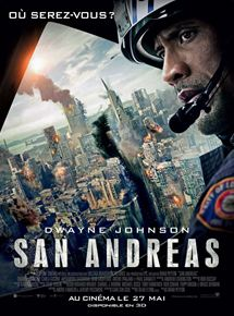 San Andreas streaming