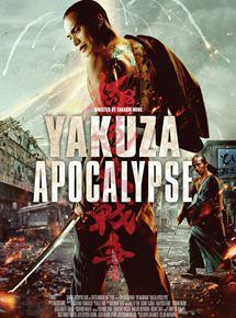 Yakuza Apocalypse streaming