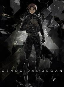 Genocidal Organ streaming