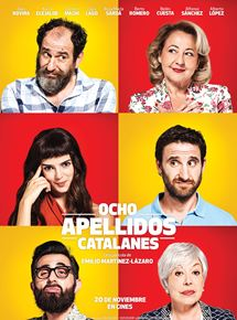 Ocho apellidos catalanes streaming
