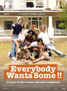 Everybody Wants Some !! streaming