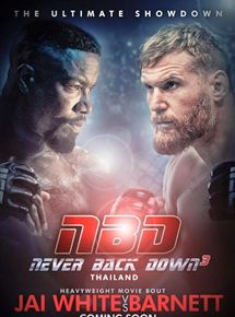 Never Back Down: No Surrender affiche