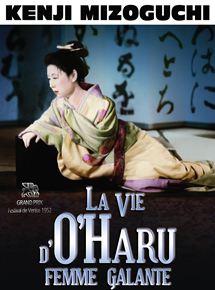 La Vie d'O'Haru, Femme Galante streaming