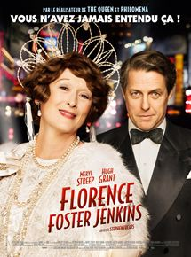 Florence Foster Jenkins affiche