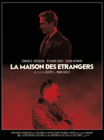 La Maison des étrangers streaming