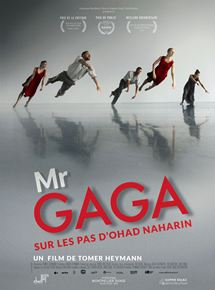 Mr Gaga, sur les pas d'Ohad Naharin streaming