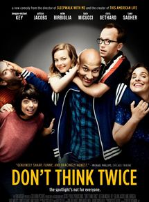 Don't Think Twice VOSTFR 1080p BluRay 2016