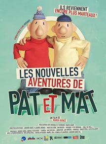 Les Nouvelles aventures de Pat et Mat streaming