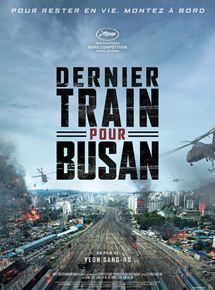 Dernier train pour Busan streaming