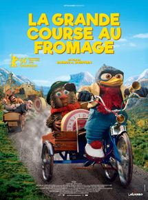 La Grande course au fromage streaming