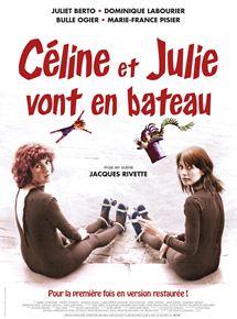 Céline et Julie vont en bateau streaming