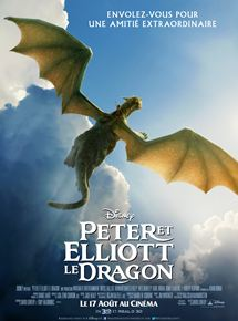Peter et Elliott le dragon streaming