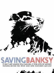 Saving Banksy streaming