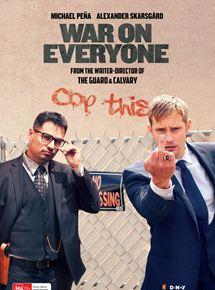 War On Everyone en streaming