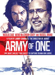 Army of One streaming