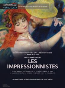 Les Impressionnistes streaming
