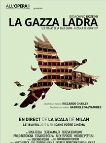 La Gazza Ladra – All'Opera (CGR Events)