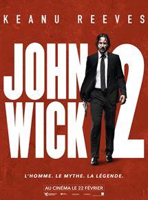 John Wick 2 en streaming