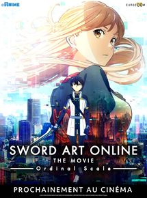 Sword Art Online Movie streaming