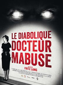 Le Diabolique Docteur Mabuse en streaming