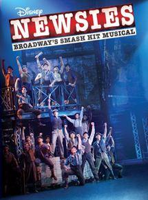 Disney's Newsies the Broadway Musical streaming