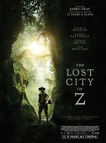 Bande-annonce The Lost City of Z