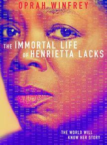 La Vie immortelle d'Henrietta Lacks streaming