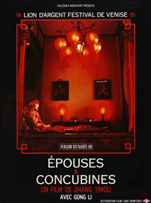 Epouses & concubines streaming