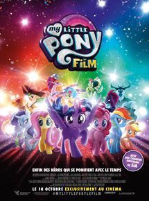 voir My Little Pony : le film streaming