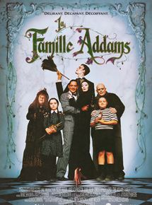 La Famille Addams streaming