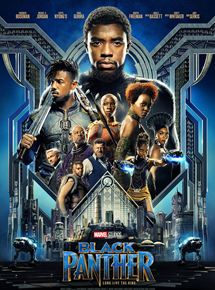 Black Panther streaming